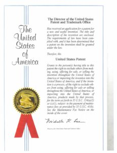 Figure 3 - XDR patent US #9357972B2
