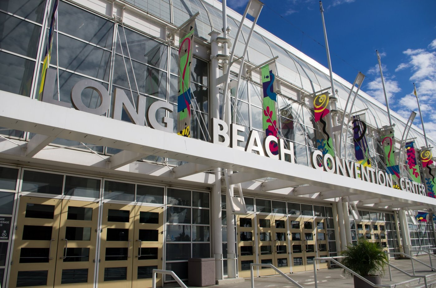 Long Beach Convention Center Long Beach Ca